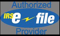 Alaska Tax Lady is an authorized e-file provider.